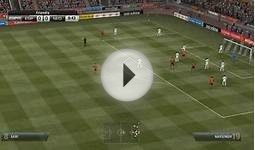 Match 3 | Spain V Netherlands | 2014 Simulated World Cup