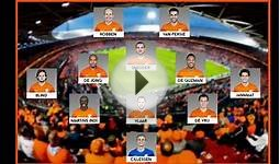 Netherlands national football team and ♫♪ Rock Anthem