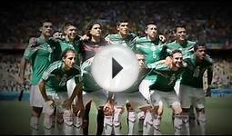 Netherlands vs Mexico Football World Cup 2014 Match Highlights