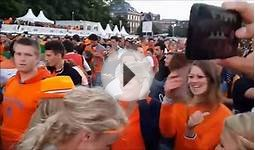 Netherlands vs Spain - FIFA World Cup 2014