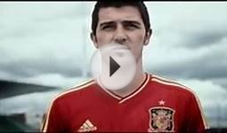 nueva camiseta españa spain national team tshirt.flv