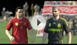 PES 2014 - Spain New Kits World Cup 2014 Brazil HD