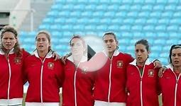 Portugal National women soccer team.
