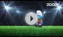 Portugal Soccer Smurf is a bit sad