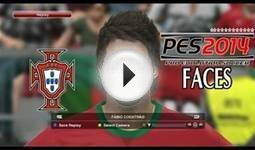 Pro Evolution Soccer 2014 (PES 2014) - Italy Player Faces