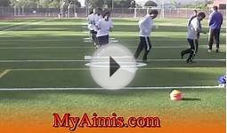 professional soccer training drills youtube Video clip