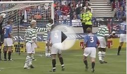 Rangers 3 - Celtic 2 - Scottish Cup Final 2002