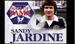 Sandy Jardine // Scottish Football Hall of Fame