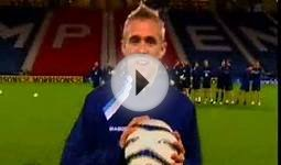 Scotland national team Crossbar Challenge