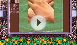 SNES Longplay [262] International Super Star Soccer Deluxe