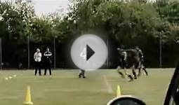 soccer players fake injury