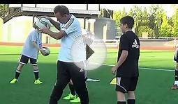 Soccer Warm Up Games