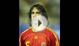 Spain National Football (Soccer) Team Squad - euro 2008