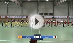 Spain vs Japan | Female | 5th-6th place | UMinho Sports Hall