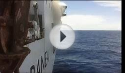 Spanish ferry on fire off Mallorca - Breaking News - 29-04