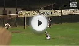 Strangest penalty in the history of football (Soccer