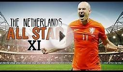ᴴᴰ The Netherlands • All Star XI