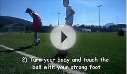 TUTORIAL - McGEADY SPIN - by Football Italia