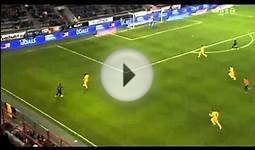 Vincent Kompany Amazing Pass ~ Belgium National Football Team