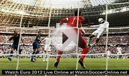 watch euro 2012 Germany vs Italy soccer game online