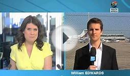 William Edwards France 24 live, French football team World