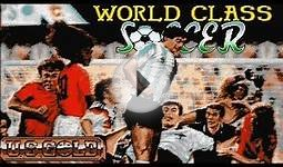 World Class Soccer - Italy 90 (1991, U.S Gold) Gameplay [HD]