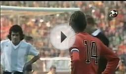 World Cup 1974: Netherlands x Argentina - First HALF