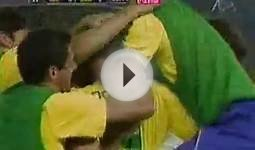 World Cup 2002 Final - Germany 0-2 Brazil