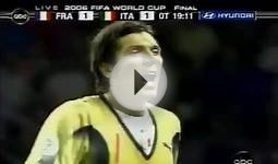 Zinedine Yazid Zidane - france soccer player headbutt